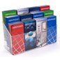 Acrylic Pamphlet Dispenser Clear