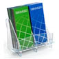Ship & Store Flat Double Brochure Holder