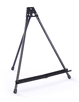 Tabletop Easel With Portable Design, 17.5 X 16.75   Black