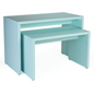 Nesting Retail Block Console Set with Floor Levelers