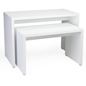 Durable Nesting Retail Display Console Set