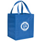 Blue Custom Tote Bags for Special Events