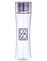 Purple Custom BPA Free Water Bottles for Giveaways