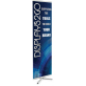 Lightweight Portable Banner Stand with Custom Graphics
