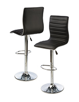 Adjustable Height Bar Chair, Ergonomic Design
