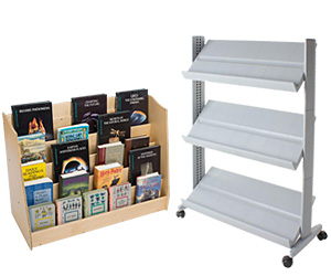 Stands and Racks for Books