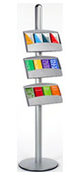 leaflet display