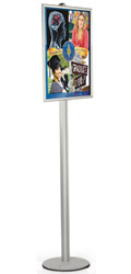 8' Poster Stand