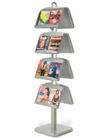 literature display stand