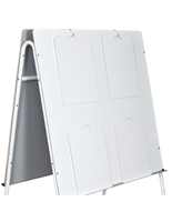 Removable Whiteboard Panels for BRTCHWHSL