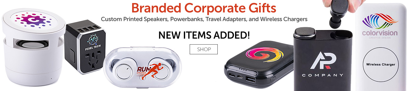 Spread Your Brand with Corporate Giveaways on Everybody's Wishlist!