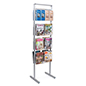 Double-Sided Brochure Stand