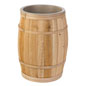 Rustic Lined Bulk Food Barrel
