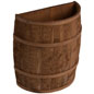 Rustic Flat Backed Barrel