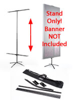Large Banner Stands