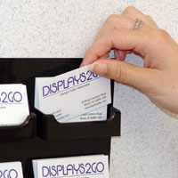 Visiting Card Dispensers for Multiple Cards