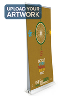 Double Sided Retractable Banner Stand