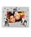 Silver Decorative Baby Frame