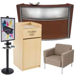 commercial facility furnishings