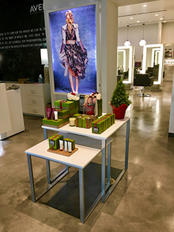 Retail display tables