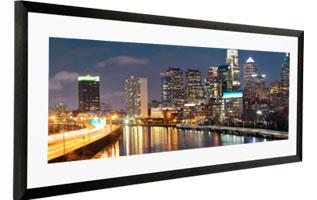 Panoramic Frames Ready Made Panorama Photo Framing