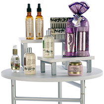 Elegant Portable Tables For Trade Shows