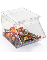 Plastic Display Container