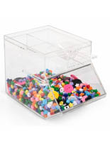 Countertop Plastic Display Container