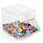 Stackable Plastic Display Container