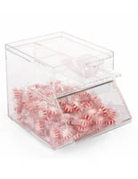 Stackable Plastic Candy Jar