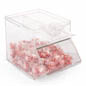 Plastic Candy Jar Great for Loose Items