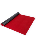 Rollable red carpet runner