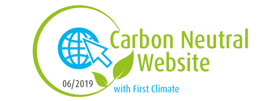 Carbon Neutral Website Graphic