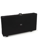 Breakdown lectern transport case compatible with OLILCTFOL podiums