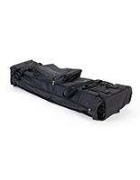 Travel bag for 20ft canopy tent with heavy duty zipper