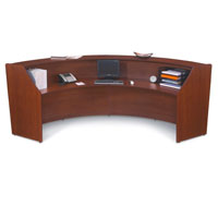Reception Area Desk