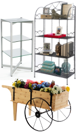 Retail Shelves & Display Racks
