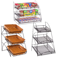 Serving Display Stands