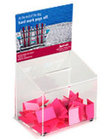 suggestion drop boxes