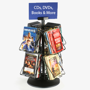cd dvd display