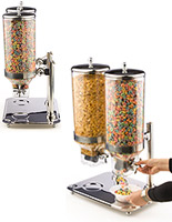 buffet cereal dispenser