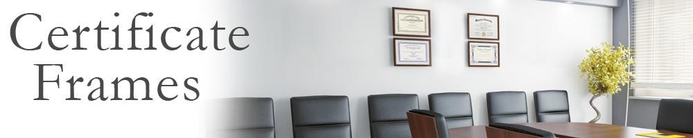 Document Frames   Holders for 8-1/2\