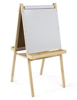 2 In 1 Easel with Whiteboard