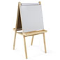 2 In 1 Easel with Dry Erase Board