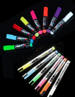 Liquid Chalk Markers are Designed for Use with Chalk Boards