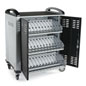 Steel Tablet Storage and Charge Cart
