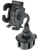 Gooseneck Cell Phone Cup Holder Mount