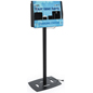 Mobile Device Floor Charging Kiosk for Offices