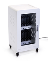40 Port charge cabinet with wheels