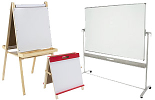 Dry Erase Classroom Easels